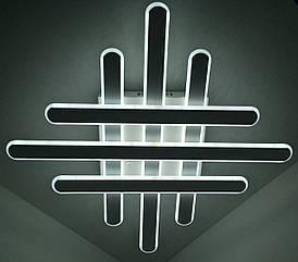Люстра потолочная LED с пультом A6206/6-wh Белый 8х54х71 см.