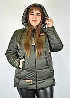 Женская зимняя куртка от 48 до 58 размера