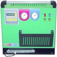 Заправка автомобильных кондиционеров вакуумная портативная AC901 WERTHER (Италия)