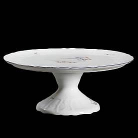 Тортівниця на ніжці 32 см Bernadotte Гуси Thun 5936B51-32-ТН