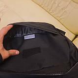 Черный тактический армейский рюкзак, фото 3