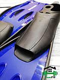 Ласты SPRINTER с закрытой пяткой (р.40-41), фото 4