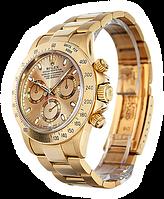 Часы с мужским характером Rolex Daytona gold, годинник з чоловічим характером