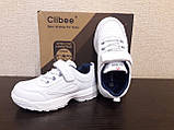 Кроссовки для мальчика белые!!! БЕЛЫЕ КРОССОВКИ НА МАЛЬЧИКА, фото 6