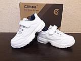Кроссовки для мальчика белые!!! БЕЛЫЕ КРОССОВКИ НА МАЛЬЧИКА, фото 3