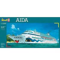 Сборная модель Revell Круизное судно AIDA 1:1200 (5805)