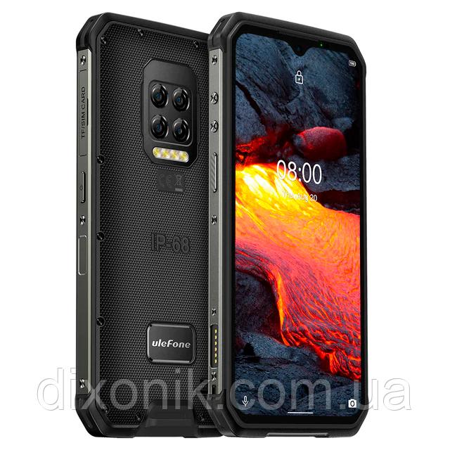 Смартфон UleFone Armor 9E black IP69K NFC