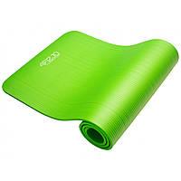 Коврик (мат) для йоги и фитнеса 4FIZJO NBR 1 см