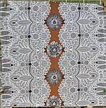 Наволочки из полиэстера 60 х 60 Коричневое кружево, фото 4