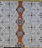 Наволочки из полиэстера 60 х 60 Коричневое кружево, фото 6