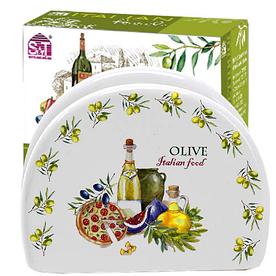 Салфетница керамическая Итальянские блюда SNT 3662-13