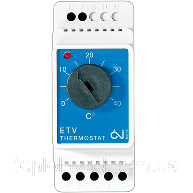 Терморегулятор Oj electronics  ETV-1999 (с датчиком воздуха)