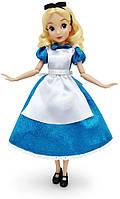 Кукла Алиса в Стране Чудес классическая Дисней оригинал 25см Alice Classic Doll – Alice in Wonderland – 10''