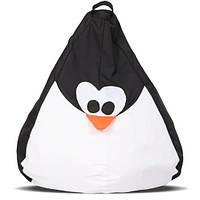 Кресло-груша Пингвин Черный, фото 1