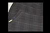Брюки женские офисные в клетку  L - 6X Лосины с карманами  утепленные мехом- батал, фото 6