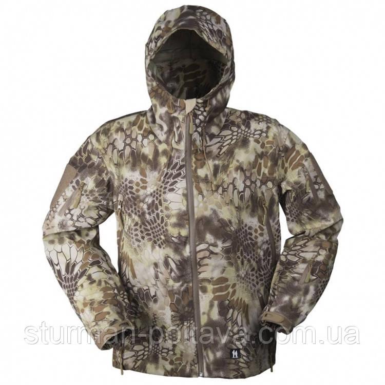 Куртка тактична MANDRA BREATHABLE TAN