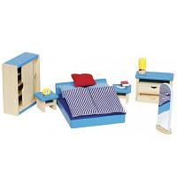 Игровой набор Goki Мебель для спальни (51906G)