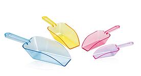 Совок для измерения сыпучих Urve Plastik UR-3041 3000 мл