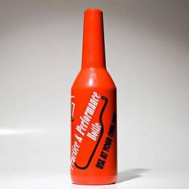 Пляшка для флейринга червоне з написами Empire М-9804