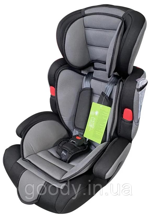 Автомобільне дитяче крісло Summer Baby Cosmo 9-36 кг (блакитний)