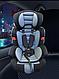 Автомобільне дитяче крісло Summer Baby Cosmo 9-36 кг (блакитний), фото 4