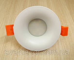 Светильник Horoz KARANFIL-R G5.3 MR-16 потолочный точечный белый круглый