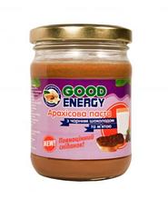 Арахісова Паста з чорним шоколадом і м'п'ятою, GoodEnergy, 250г