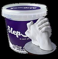 Набор 3D слепок рук + ПОДСТАВКА