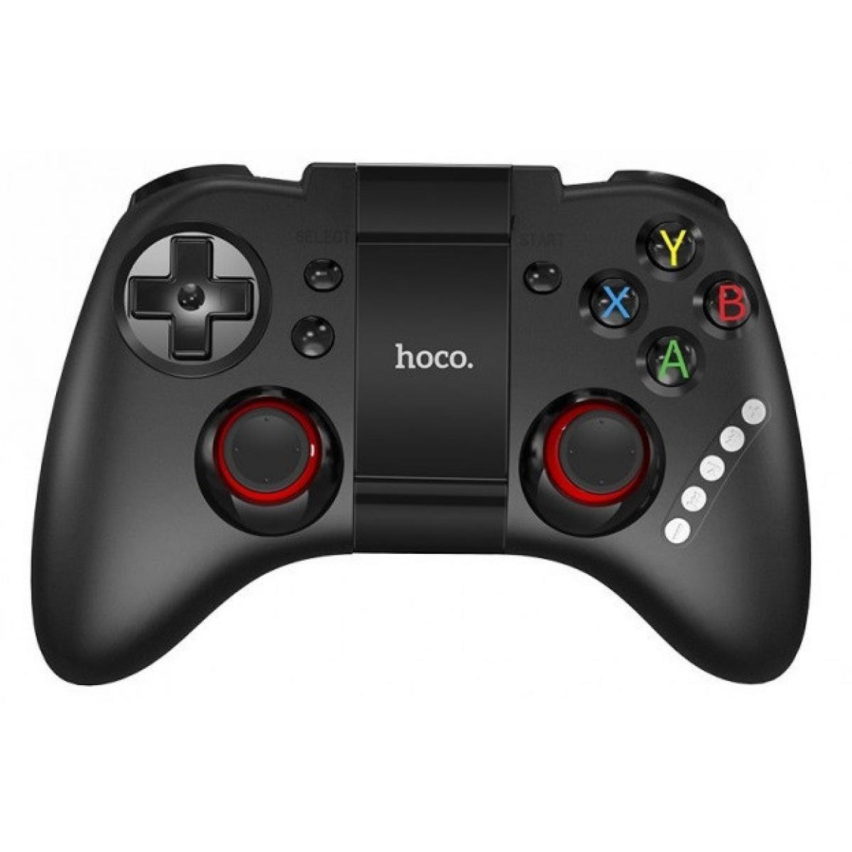 Игровой контроллер HOCO Continuous play GM3, черный