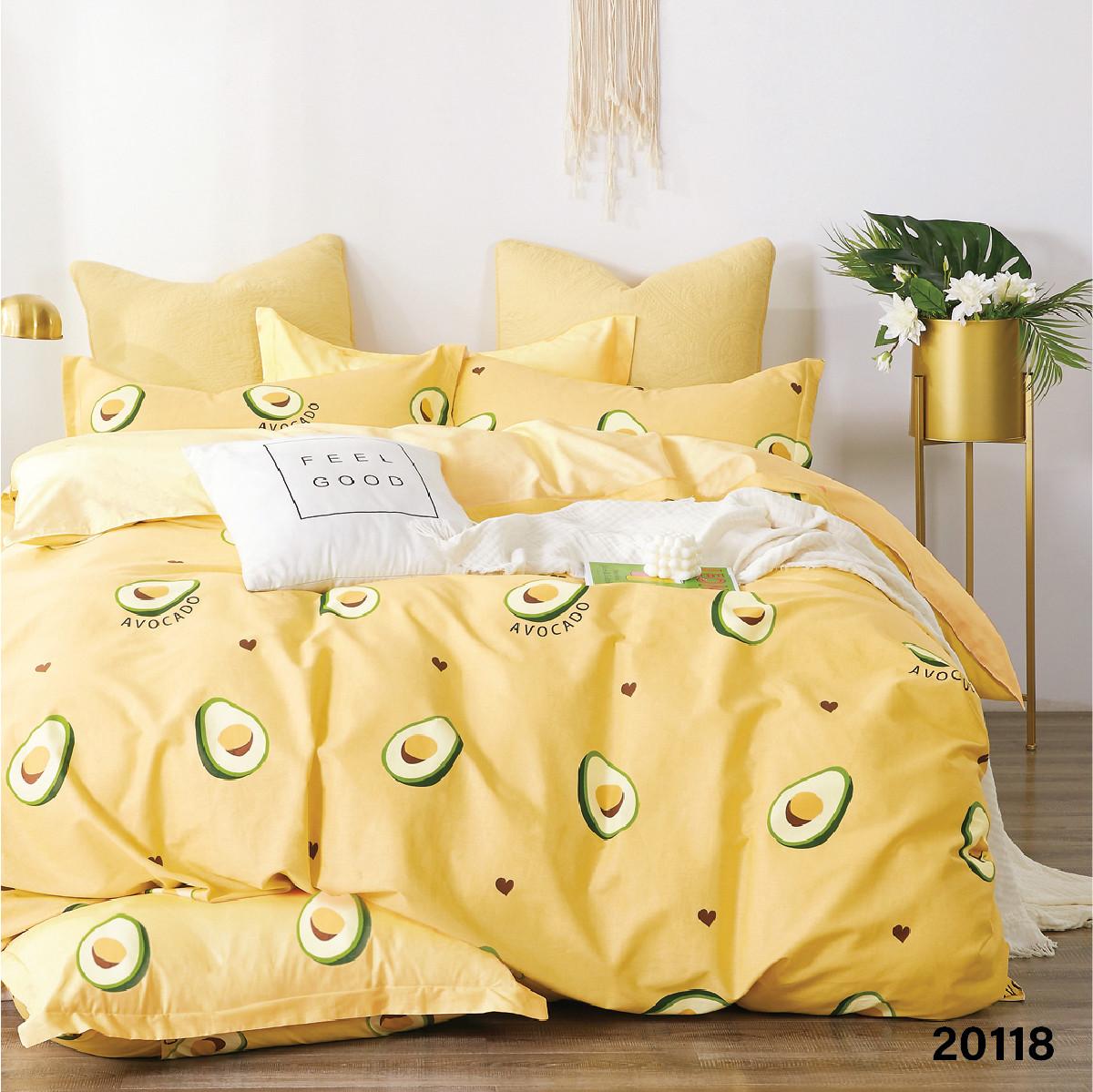 Комплект постельного белья ранфорс 20118 ТМ Вилюта