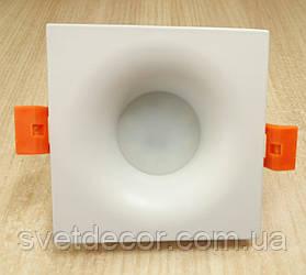 Светильник Horoz KARANFIL-S G5.3 MR-16 потолочный точечный белый квадратный