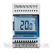 Терморегулятор Oj electronics ETN4-1999 (з датчиком підлоги)