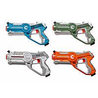 Набір лазерного зброї Canhui Toys Laser Guns CSTAR-03 (4 пістолета) (BB8803C), фото 1