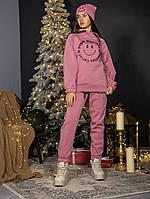 Детский спортивный костюм для девочек подростков Smile тм Madlen размеры 140-146