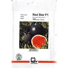 """Семена арбуза раннего, для открытого грунта, пленки """"Ред Стар"""" F1 (100 семян) от Nunhems, Голландия, Голландия"""