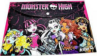 Папка на кнопке А4, Monster High