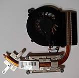 484 Охлаждение HP G42 G56 G62 CQ56 CQ62 CQ72 - 609229-001 3MAX3TATP50, фото 2