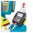 Интерактивная детская касса со сканером и выдачей чека Smoby 350105, фото 3
