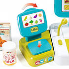 Интерактивная детская касса со сканером и выдачей чека Smoby 350105, фото 4