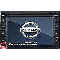 Штатная магнитола Nissan - Universal GSM