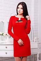 Платье приталенного силуэта в 3х цветах Магнолия, фото 1