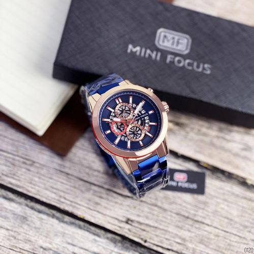 Часи з хронографом Mini Focus MF0285G наручні, чоловічі