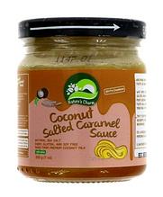Кокосовий Соус солона карамель, Nature's Charm, 200г