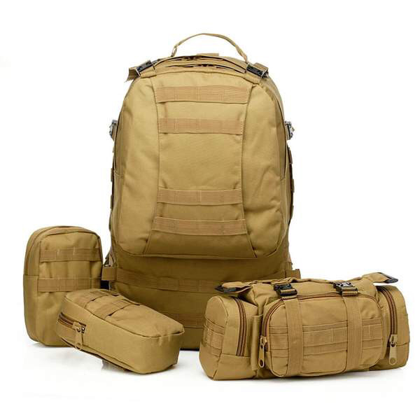 Рюкзак Molle System 55 L. Coyote