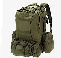 Рюкзак Molle System 55 L. Olive, фото 1