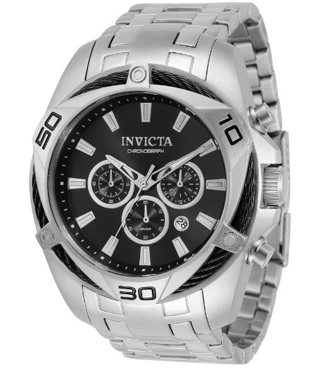 Мужские часы Invicta 32372 Bolt Chronograph