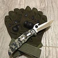Нож туристический Spyderco А15, фото 1