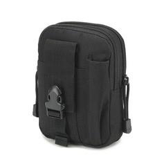 Органайзер еdc сумка - цвет чёрный