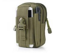 Органайзер edc сумка - цвет олива, фото 1