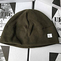 Флисовая шапка Army Olive